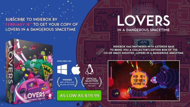 Lovers IndieBox